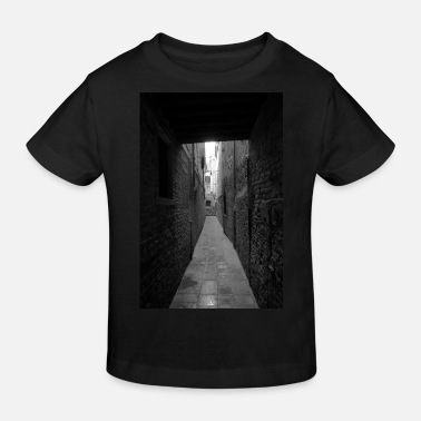 Tunnel alley - Kids' Organic T-Shirt