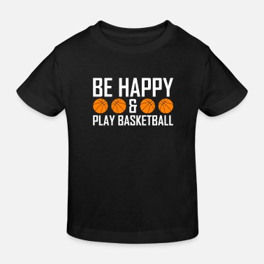 Player Basketball basketball player basketball player - Kids' Organic T-Shirt