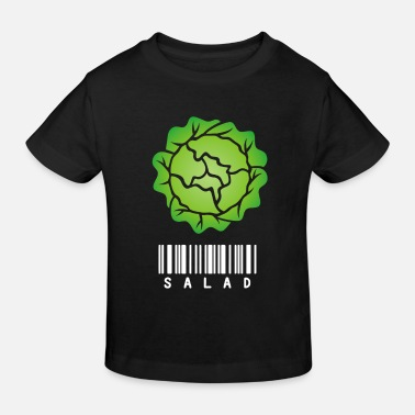 salad - Kids' Organic T-Shirt