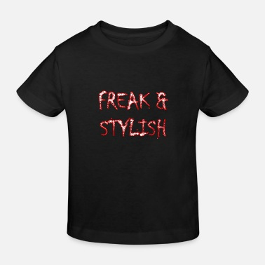 Skruril FREAK mit Stil - Kinder Bio T-Shirt