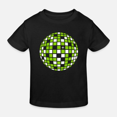 Ball DISCO BALL BALL - Kids' Organic T-Shirt