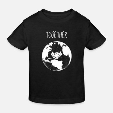 Together TOGETHER - Kids' Organic T-Shirt