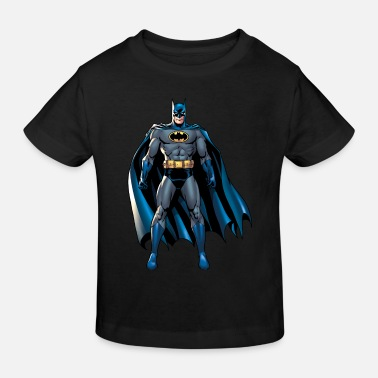 Officialbrands Batman 'Pose' Teenager Longsleeve shirt - Ekologisk T-shirt barn