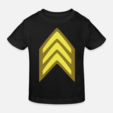 Insignia Military Insignia Badge - Kids' Organic T-Shirt