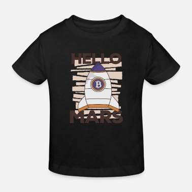 Dash Blockchain Revolution Crypto Bitcoin Shirt Hodler - Kids' Organic T-Shirt