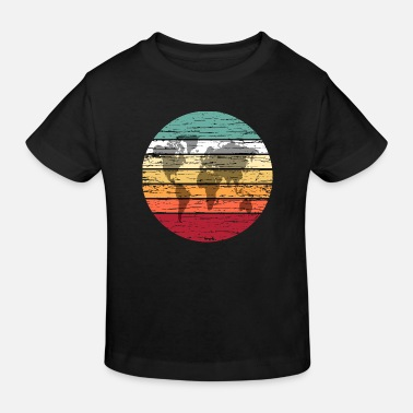 Protection Of The Environment World Environment Protection Climate Protection Eco - Kids' Organic T-Shirt