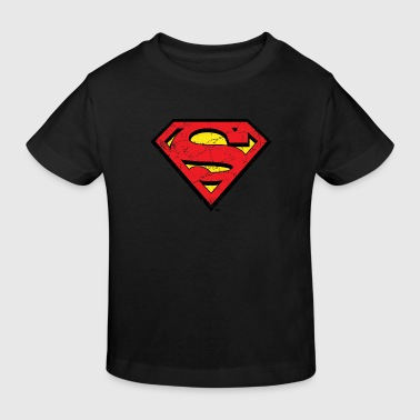 Superman Logo Tasse - Kinder Bio-T-Shirt