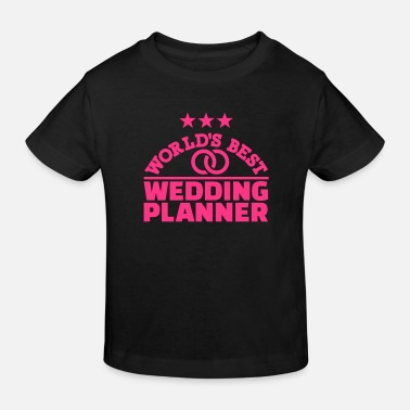 Wedding Wedding planner - T-shirt bio Enfant