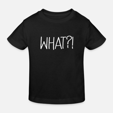 Was Was - T-shirt bio Enfant