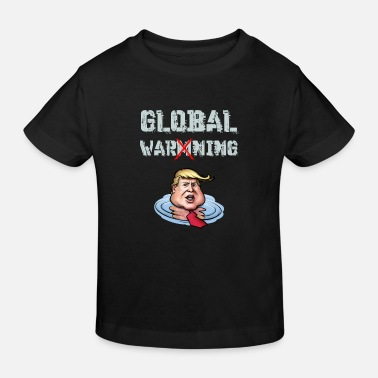 Global avertissement global - T-shirt bio Enfant