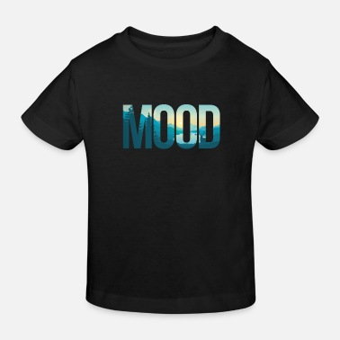 Mood Mood - Kids' Organic T-Shirt
