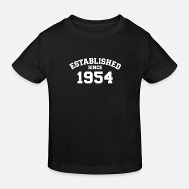Established Established 1954 - Kids' Organic T-Shirt