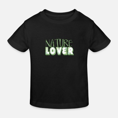 Nature Lovers Nature Lover - Kids' Organic T-Shirt