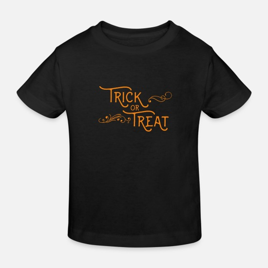 Zombie Apocalypse Baby Clothes - Halloween trick or treating - Kids' Organic T-Shirt black