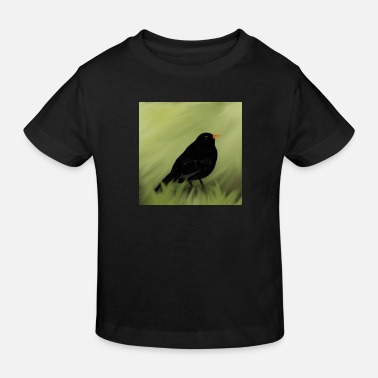 Blackbird blackbird - Kids' Organic T-Shirt