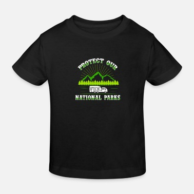 National Parc national - T-shirt bio Enfant