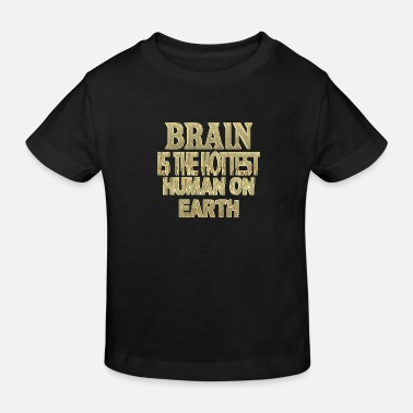 Brain Brain - Kids' Organic T-Shirt