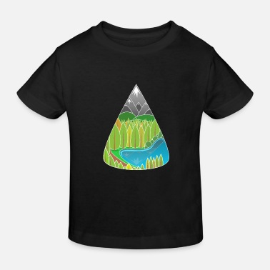 De La Nature nature - T-shirt bio Enfant