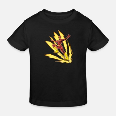 Justice League The Flash - Ekologisk T-shirt barn