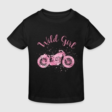 Wild Girl - Kinder Bio-T-Shirt