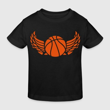 basketball wing aile ballon 1007 - T-shirt bio Enfant