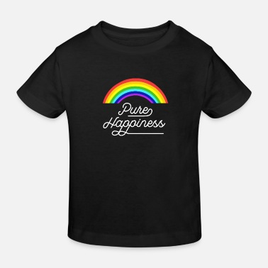 Happiness Pure happiness - Ekologisk T-shirt barn