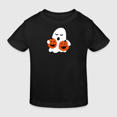 Halloween Frankenstein cute halloween - Kids' Organic T-Shirt