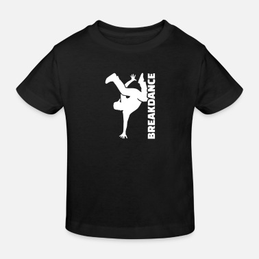 Breakdance Breakdance - Kinderen bio T-shirt