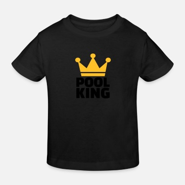 Pool Pool King - T-shirt bio Enfant