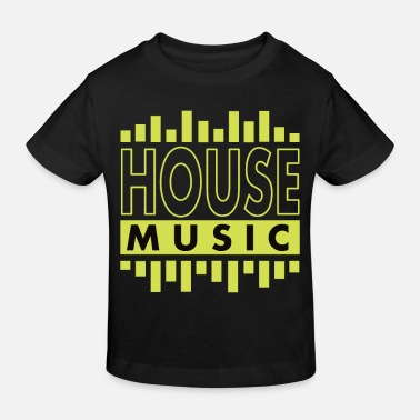 Houseparty House Music - Kinder Bio T-Shirt