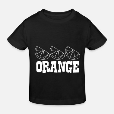 Orange Orange - Kinder Bio T-Shirt