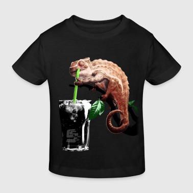 cameleon by customstyle - T-shirt bio Enfant
