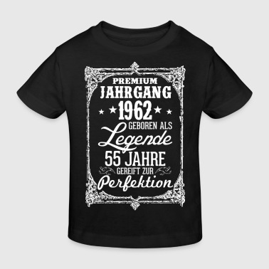 55 - 1962 - Legende - Perfektion - 2017 - DE - Kinder Bio-T-Shirt