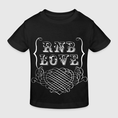 rnb love - Ekologisk T-shirt barn