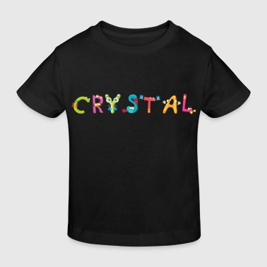 Crystal - Kinder Bio-T-Shirt