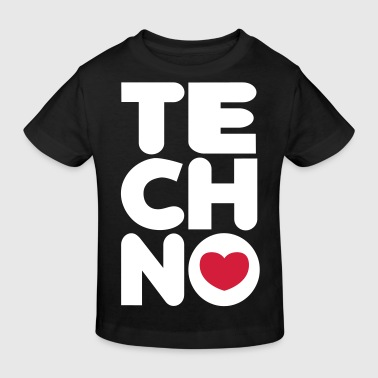 Techno Tower - T-shirt bio Enfant