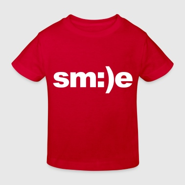 Smile - T-shirt bio Enfant