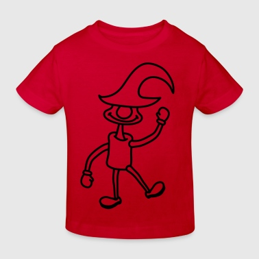 gnome - Kids' Organic T-shirt