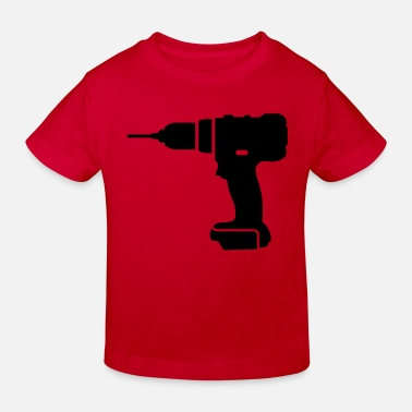 Tool tools - Kids' Organic T-Shirt