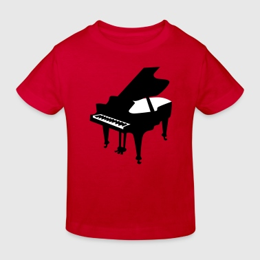 Piano - T-shirt bio Enfant