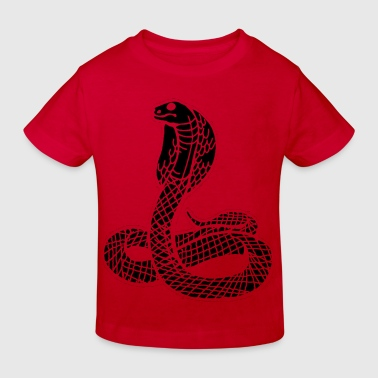 serpent Bags  - Kids' Organic T-shirt