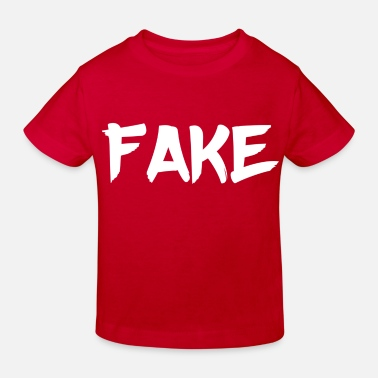 Fake Fake - Kinder Bio T-Shirt