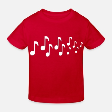 Note Notes - Kids' Organic T-Shirt