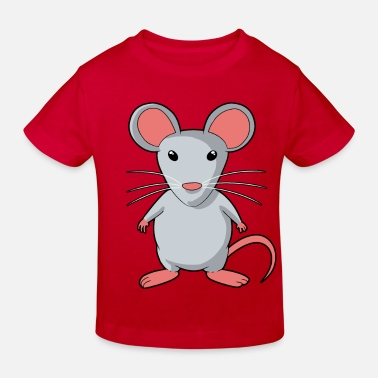 Rodent Mouse rodent rat rodents - Kids' Organic T-Shirt