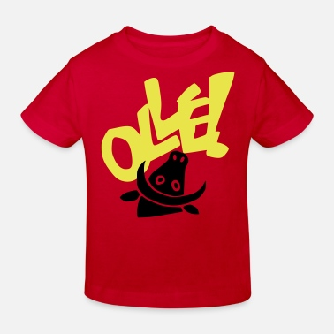 Olle toto olle - T-shirt bio Enfant