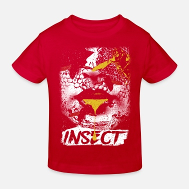 Insecten Insect - insect - honing - Kinderen bio T-shirt