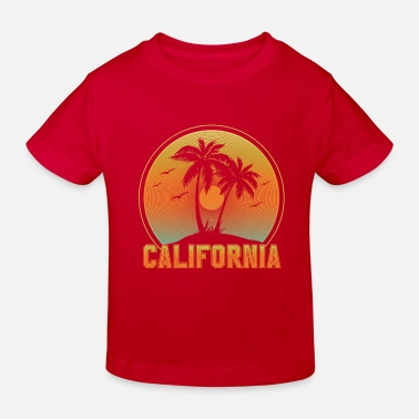 California California - Kids' Organic T-Shirt