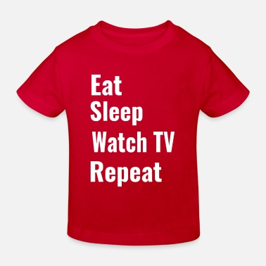 Tv TV - T-shirt bio Enfant
