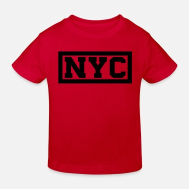 Nyc NYC - T-shirt bio Enfant