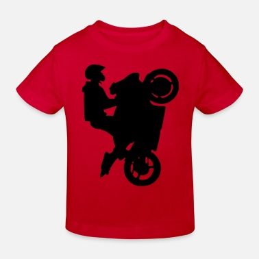 Wheeling - T-shirt bio Enfant